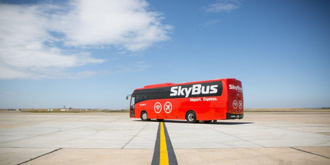 SkyBus Express Service to Avalon Airport Commences