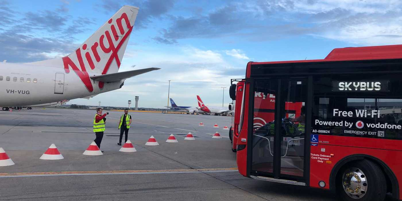 SkyBus drives efforts to bring Australians home