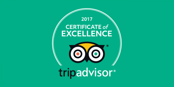 SkyBus Awarded TripAdvisor's Certificate of Excellence for Second Consecutive Year
