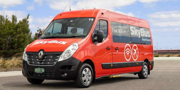 SkyBus is heading to the East