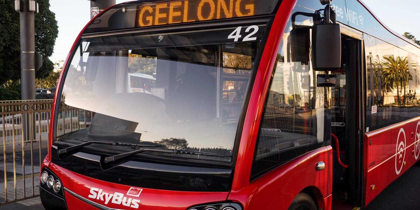 SkyBus now providing Avalon Airport – Geelong transfers