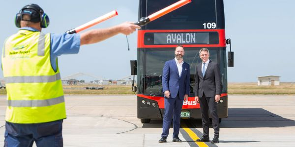 SkyBus to replace existing service connecting Avalon Airport to Melbourne's CBD
