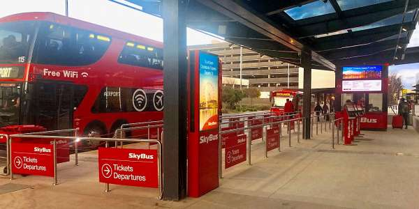 SkyBus completes major overhaul of passenger infrastructure at Melbourne Airport