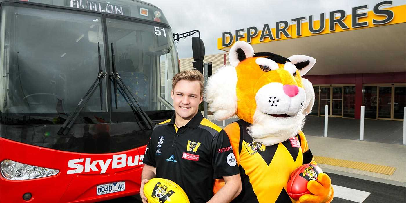 SkyBus pens sponsorship deal with the Werribee Football Club