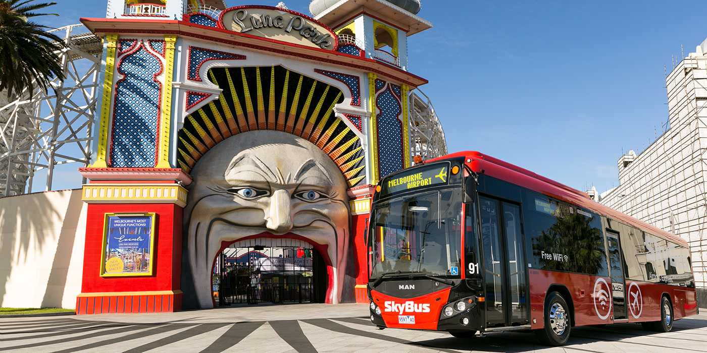 SkyBus to run new Airport Express service between St Kilda and Tullamarine Airport
