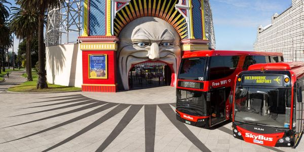 SkyBus launches new St Kilda Express service with FREE TRAVEL for the first week
