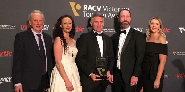 SkyBus Melbourne wins Gold in Victoria Tourism Awards