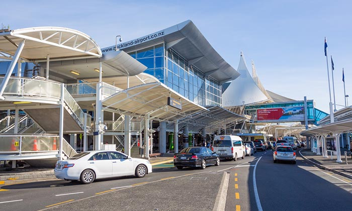Auckland Airport NZ