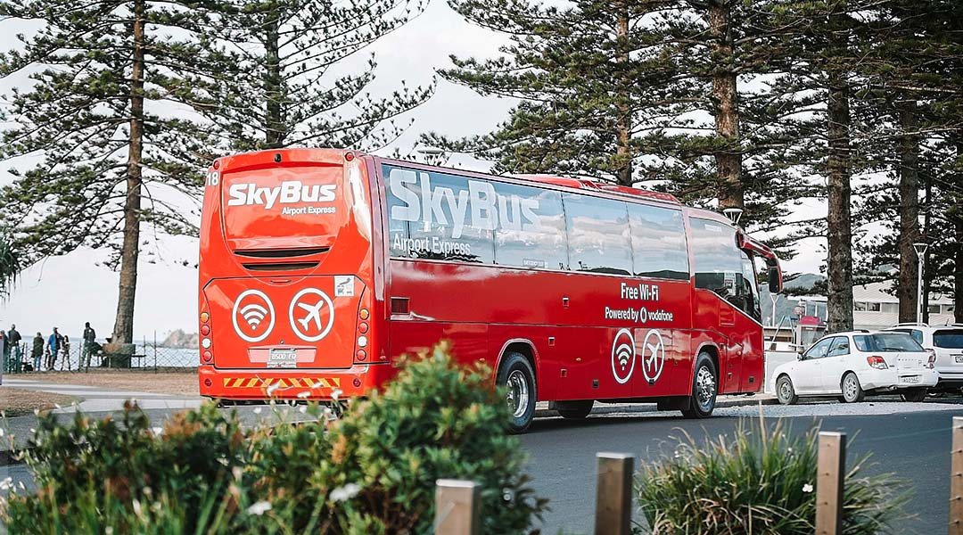 SkyBus Byron Bay service