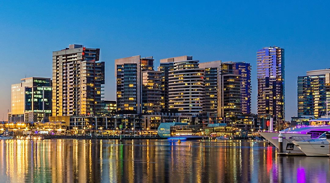 Docklands hotels