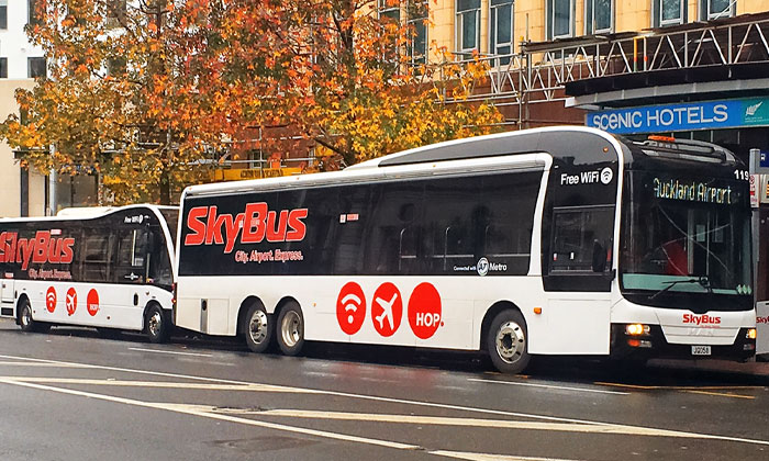 SkyBus Auckland