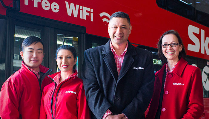 Careers at SkyBus